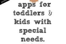Special Needs and Ideas. / Adaptive products for beautiful kids with different or special needs.