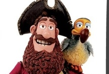 Wallace & Gromit, The Pirates and other lovely creatures :-)