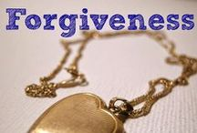 ♥ Forgiveness ♥ / These 1-minute devotions from BibleLoveNotes.com share stories of others who have forgiven in difficult situations and give us courage to forgive others in our difficult situations.