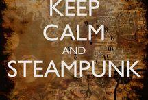 Steampunk  / by Geoffrey Goffe