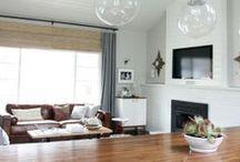 Duplex Living Room.