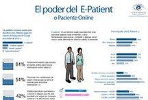 Pacientes emergentes: impacientes, participativos y sociales / Recopilación de recursos y ejemplos sobre los pacientes que quieren ser corresponsables de su salud