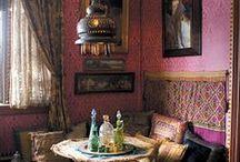 Bohemian envy / Biho chic, interiors, inspiration, craft / by Making Magazine