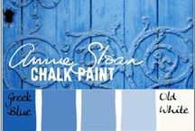 Colour pick: Greek Blue / Colour trends, interiors, fashion
