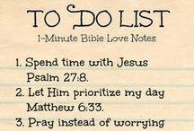 Inspiring Lists ♥ / This board from BibleLoveNotes.com features CHRISTIAN DEVOTIONS that contain LISTS (e.g. 10 Ways, 3 Tips, 8 Reasons). No sales, fashion, exercise, LDS or Jehovah Witness pins.  PLEASE DON'T PIN: SAME CONTENT REPEATEDLY, SMALL IMAGES, OR POOR PERFORMERS. PLEASE DELETE PINS WITH 0 RE-PINS PERIODICALLY.