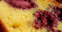 Bolos e brownies / Fazer bolos em casa é muito simples. Aqui você encontra deliciosas receitas de bolos para todas as situações. Bolos saudáveis, fáceis de fazer, de liquidificador, integrais e muito mais.