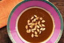 Sopas e cremes / Aqui você encontra uma deliciosa seleção de sopas e cremes para aquecer os dias mais frios do inverno, assim como sopas menos quentes que podem ser servidas em qualquer estação. Aproveite, inspire-se e crie os mais variados sabores de sopas e cremes.