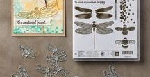 Stampin' Up! Dragonfly Dreams / Stampin' Up! Dragonfly Dreams Stamp Set and Framelits. You can order this bundle through my online store at: http://www.stampinup.com/ECWeb/default.aspx?dbwsdemoid=2170559