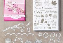Stampin' Up! Colorful Seasons stamp set and bundle / Stampin' Up! Color Seasons stamp set