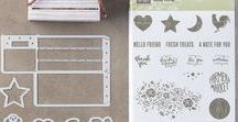 Stampin' Up! Wood Words Bundle / Stampin' Up! Wood Words stamp set and bundle from the new 2017-2018 Annual Catalog. You can order this in my online store at: http://www.stampinup.com/ECWeb/default.aspx?dbwsdemoid=2170559