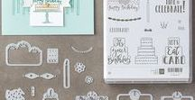 Stampin' Up! Celebration Time / Stampin' Up! Celebration Time stamp set and bundle from the new 2017-2018 catalog. You can order this in my online store at: http://www.stampinup.com/ECWeb/default.aspx?dbwsdemoid=2170559