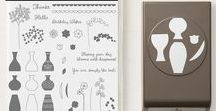 Stampin'Up! Varied Vases / Stampin'Up! Varied Vases Stamp Set and Bundle available June 1, 2018! You can order this in my online store after June 1 at: http://www.stampinup.com/ECWeb/default.aspx?dbwsdemoid=2170559
