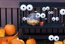 Halloween Family Ideas / Boo! I gotcha. If I didn't, then check out some of these other scary, spooky, and even sweet halloween spectacles. You will find: spooky recipes, kid friendly activities, monster crafts, and happy Halloween decor. You will also find great ideas for Halloween parties, trick or treating, and pumpkin carving, crafting, and painting.  / by Kath Blogger @ House of Paint