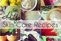 Bath & Body / Recipes for homemade soap, facewash, etc.