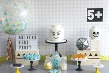 Easy Kids Party Ideas / Kids party ideas that are easy and simple. I love the minimal parties with the colorful decorations, you will find favor ideas, balloons, recipes, food, cakes, treats, games, activities, and other ways to celebrate a kids birthday day,  / by Kath Blogger @ House of Paint