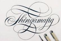 type / by Stephanie Schlim