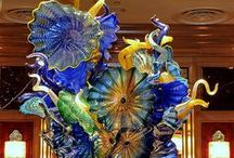 Glassy Guy______Dale Chihuly