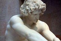 Art: Sculptures, Statues, Monuments, & Carvings ~ Arte: Esculturas, Estatuas, monumentos, y Tallados / by Irene Niehorster