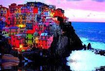 Italy / by Clarice Hurst