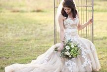 Bridal Style / Gowns, hair and beauty we love! / by George Street Photo & Video
