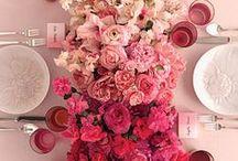 Wedding Centerpieces | George Street Photo & Video / by George Street Photo & Video