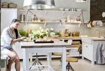 Kitchen design ideas / Kuchenne inspiracje / Kitchen design ideas and photos.