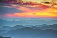 Sunrise...sunset / by Clarice Hurst
