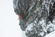 Mammut Ice Climbing