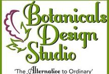 "Botanicals Design Studio / ""the ALTERNATIVE to ordinary"""
