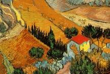 Van Gogh / by Alix Kass