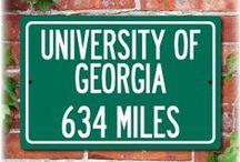 University of Georgia / by Becky DeNitto