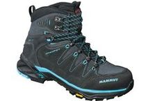 Mammut Products Footwear Women / Mammut places particular emphasis on its women's collection, with the development of a range of products specifically tailored to women's needs and physical characteristics. This is essential to guarantee our customers outstanding quality. / by Mammut