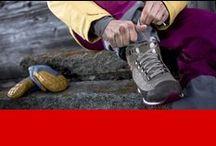 Women's Footwear by Mammut / Mammut places particular emphasis on its women's collection, with the development of a range of products specifically tailored to women's needs and physical characteristics. This is essential to guarantee our customers outstanding quality. / by Mammut