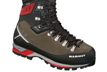 Mammut Products Footwear Men / by Mammut