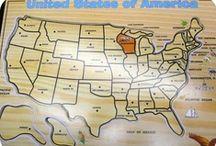 Geography in Kindergarten