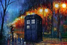 Doctor Who! / by Antonella Moscoso