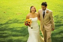 Happy Botanicals' Brides! / Photos of our weddings, flowers, grooms, and brides