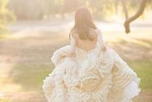 Romantic Wedding Inspiration / by George Street Photo & Video