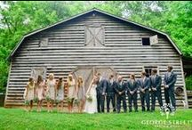 Rustic Wedding Inspiration / by George Street Photo & Video