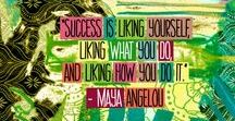 Maya / Maya Angelou Quotes
