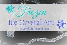 Frozen / by Queen Mom Jen