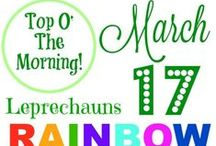 St. Patrick's Day / St. Patrick's Day / by Queen Mom Jen