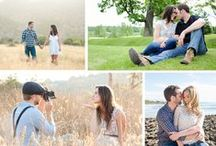 Props, Pops & Poses: Inspiration for Your Engagement Session! / by George Street Photo & Video
