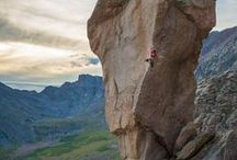 Outstanding Climbing Spots / by Mammut