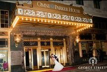 Omni Parker House / by George Street Photo & Video
