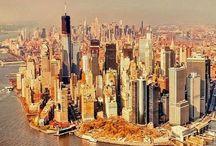 // NEW YORK / Magical city where dreams come true