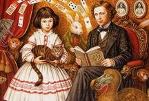 A book like Alice's... / Alice in Wonderland trumps time - a devotee pays homage to 150 years of Alice