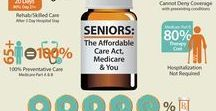 Medicare Infographics / Medicare specific infographics and interesting information related to Medicare