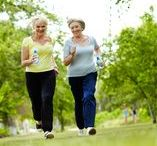 Senior Health and Fitness / Health challenges, fitness tips, and healthy food tips for seniors.