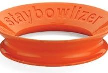 Staybowlizer @ www.LeeValley.com / Product photos.
